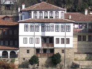 Сарафкината къща
