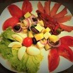 shef salad