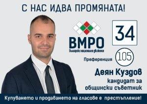 Deyan Kuzdov